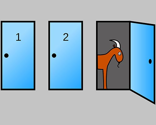 The Monty Hall Problem Image